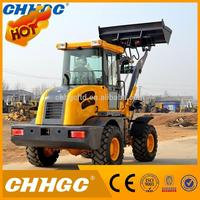 hot sale 2.0t Chinese wheel loader with magazine loader for sale