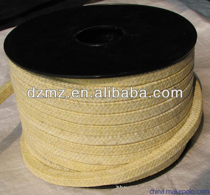 Aramid Fiber Packing/aramid packing for high pressure steam packing