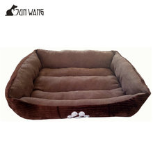 inversible waterproof oxford pet dog bed