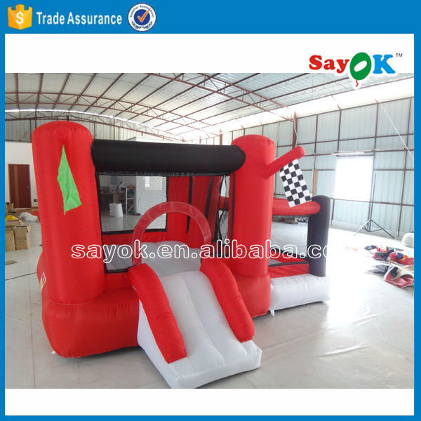 New design indoor inflatable body bouncers for kids