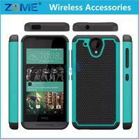 Newest Mobile Phone Tpu+Pc Cover For Htc Desire 520 Hybrid Rugged Rubber Matte Hard Defender Case Skin