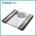 Professional bluetooth body fat scale with BIA function bathroom scale digital