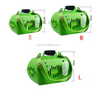 2015 Newest Folding Polypropylene Plastic Cat Carrier