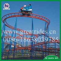 funfai rides children roller coaster toys for sale