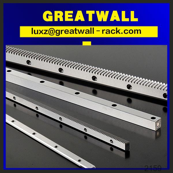 China manufatory hardware gear rack clipboard with sliding ruler for door & windows roller
