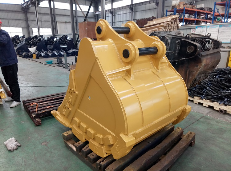Cheap Prices Hot Selling Excavator Machine Rock Bucket