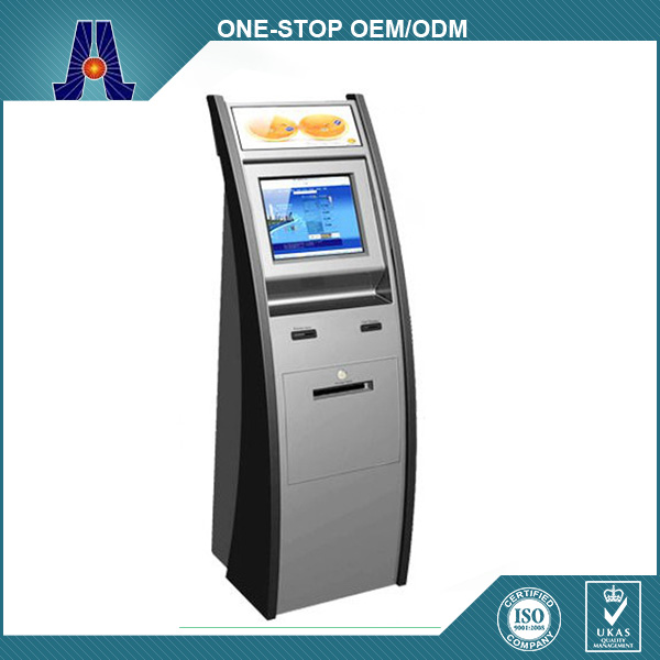 High Quality Self Service Terminal Kiosk /Payment Kiosk Outdoor Terminal/ Multi Function Kiosk