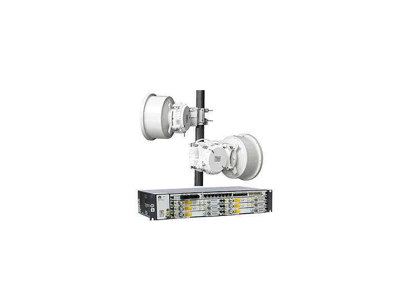 HUAWEI OptiX RTN 950 Microwave Transport Link Supporting IP and TDM