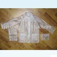 Adult Rain Gear Transparent Pvc Peva
