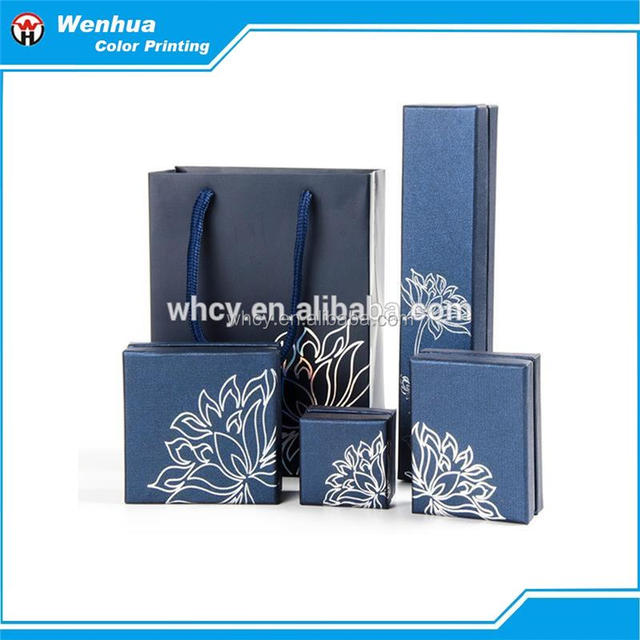 biodegradable eco friendly natrual kraft paper packaging brwon jewelry box