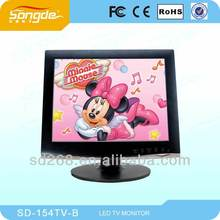 FHD 1080P 15inch LCD TV from professional lcd tv distributor