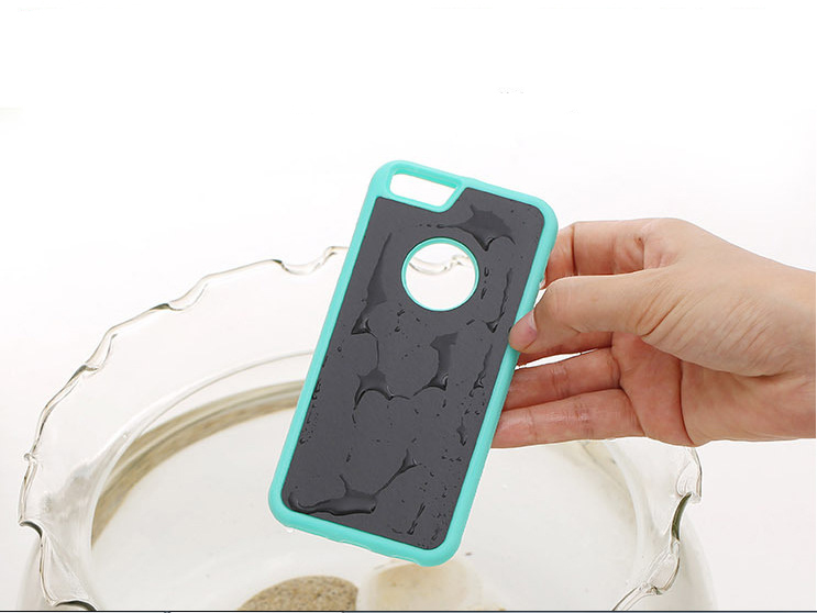 Anti Gravity Selfie Phone Case Holder Waterproof Phone Case For Iphone 6 Sumsung S7