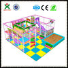 Latest design Kids naughty castle indoor soft play games QX-110