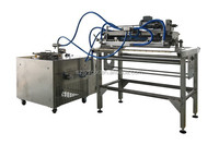 QLH series decorating machine for production chocolate or biscuit or cake or others