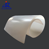 Transparent FDA High Temperature Conductive Silicone Membrane Clear Heat Resistance Silicone Sheet