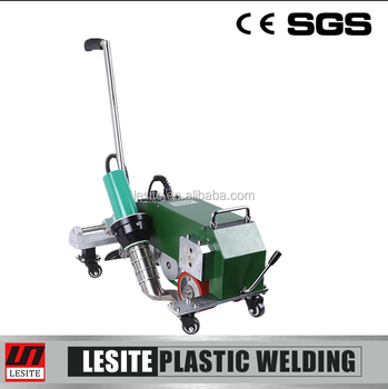 China Alibaba Supplier 4200W Pvc Membrane Welding Machine