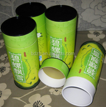 High quality custom printed composite paper pringles can