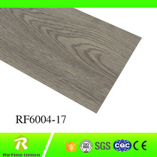 China best price dry back waterproof 4mm pvc vinly flooring with good grain
