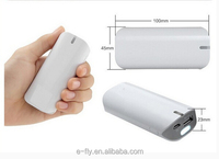 2014 new product mobile power bank 2600mah with strong light LED torch