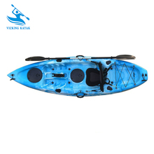 LLDPE Material and 3.1 - 4m Length (m) fishing kayak de pesca