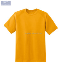 wholesale assorted colors plain t-shirts mens simple short/long sleeve t shirt for custom made