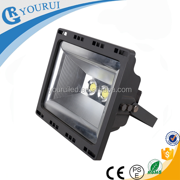 High lumen 150w LED projector lighting outdoor led flood lamp 100w