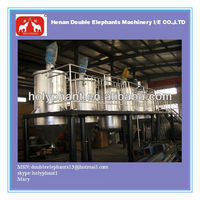 best seller high quality factory price peanut oil refinery plant
