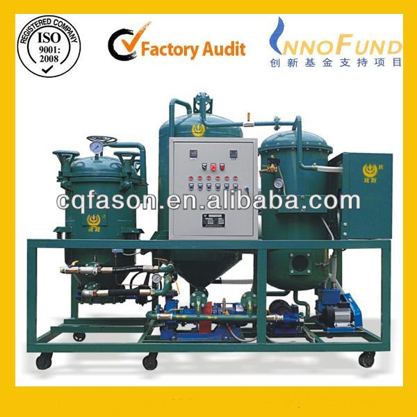Micro-filtration Exclusive techology used oil refinery chemical