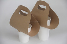 Pack Coffee Cup Drink Carriers Disposable Cup Carrier