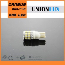 W5W T10 led bulb 9w 3014chip of LED T10 lamp
