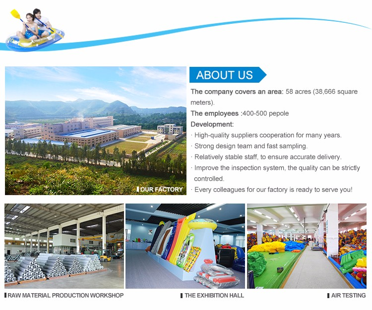 china manufacture inflatable swimming pool