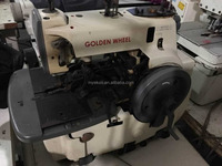 Second GOLDEN WHEEL button hole industrial sewing machine