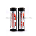 new hot best vape mod battery efest battery Efest IMR 18650 2250mAh 3.7V rechargeable battery with Flat top