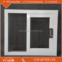YY Home hot sale double glass used windows and doors aluminum sliding window designs