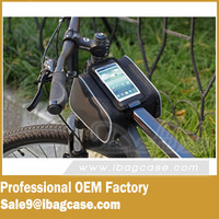 Mountain Road Bike Bag Touchscreen Bicycle Pack