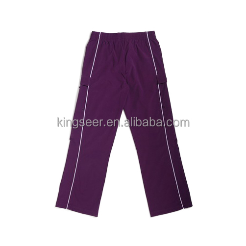 Nurse Uniform Pull on Scrub Pants with Cargo Pockets