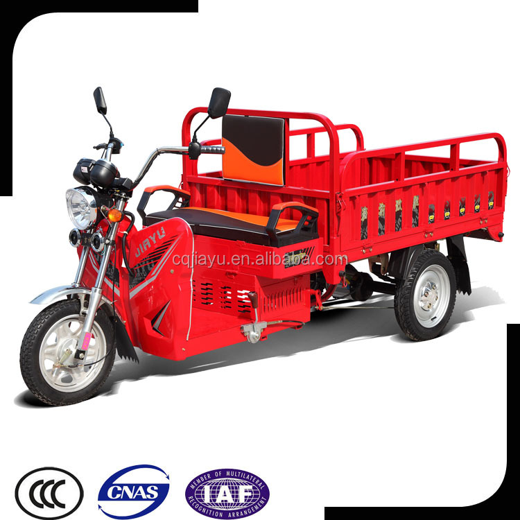 60V 1200W Electric Tricycle Cargo with Wide Selection