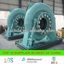 hydro water turbine/hot sale turbine