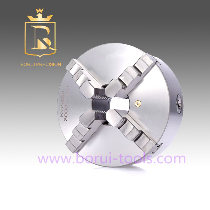 Excellent quality 4 jaw lathe chuck from Sale shandong