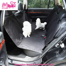 Waterproof Non-Slip Hammock Design Back Bench Car Seat Cover for Pet Dog