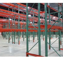Factory storage solutions heavy duty storage pallet racking for goods storage