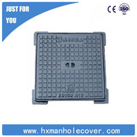 EN124 C250 Communication inspection manhole cover double seal