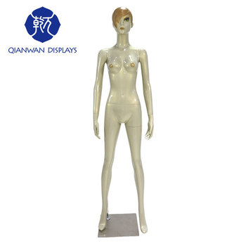 Eco-friendly fashion fiberglass full body dummy mannequin sale