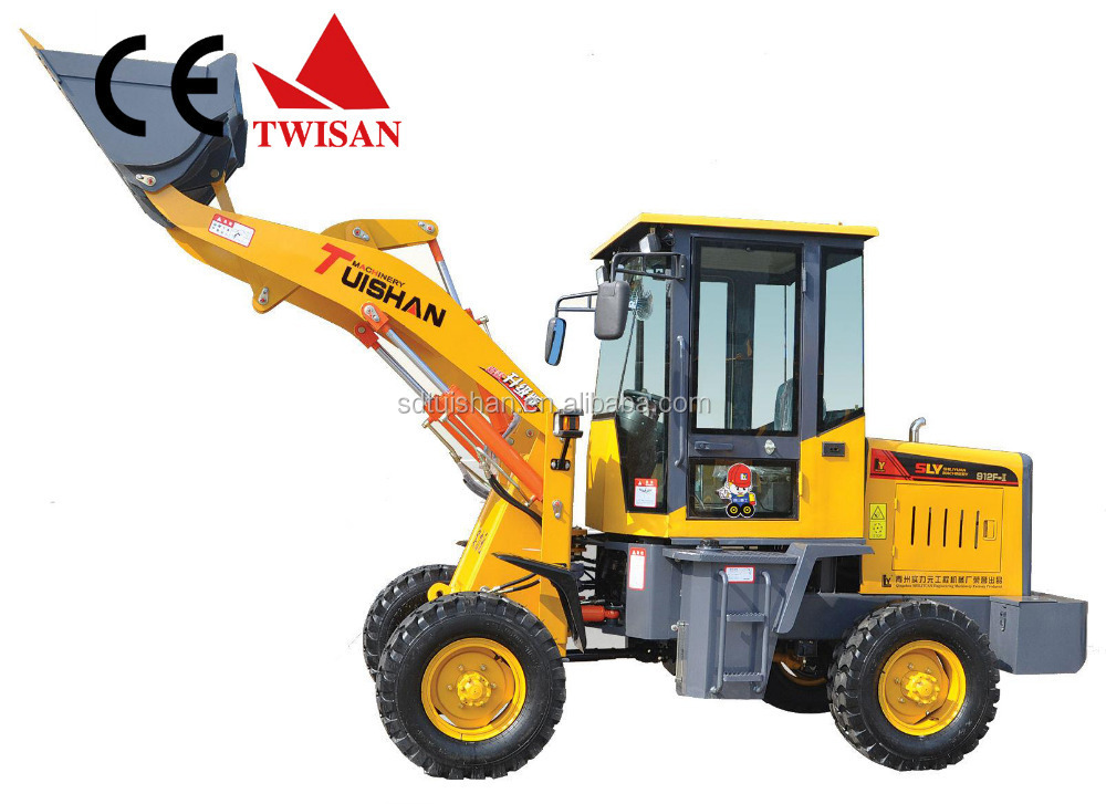 ZLY916A Chinese cheap farm tractor loading shovels, mini front end wheel loader for sale