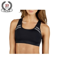 Wholesale custom indoor training gym wear sexy girls yoga sports bra in fitness (get sample for free )