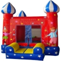 HOLA clown inflatable bounce house/inflatable castle for kids party
