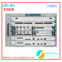 Original CISCO 7606 series router 7606S-RSP7XL-10G-P