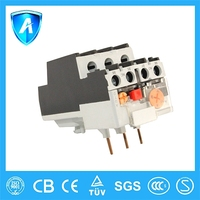 AC motor contactor overload protection types of electrical relays