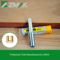 CNC Arden Router Bit Long Blade Straight Bit for Wood/ MDF/ Acrylic Procession