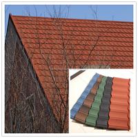 Roof Material Zinc Color Stone Coated Solid Steel Roofing Sheets Prices